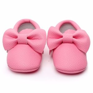 Other - 🎉sample sale 🎉pink pebble soft sole baby moccs